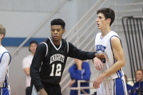 Boys Basketball: Robinson Falls Short of District Title