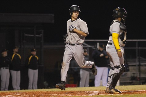 Baseball: Knights Triumph Over Blake, 17-1 [Photo Gallery]