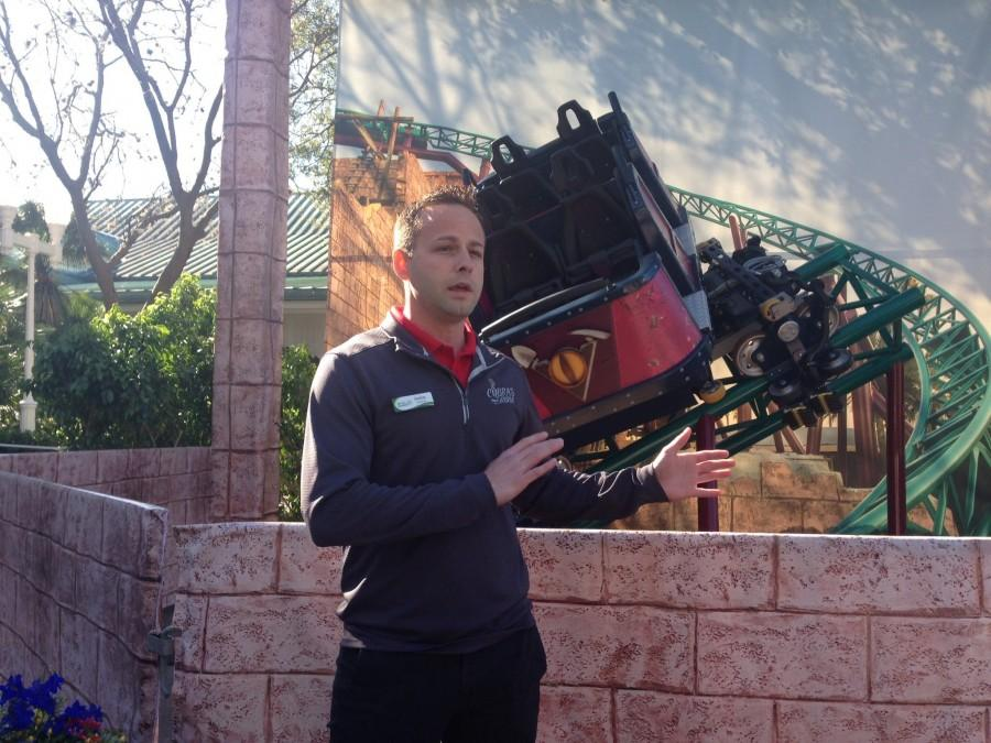 Cobra's Curse Latest in String of Innovations at Busch Gardens