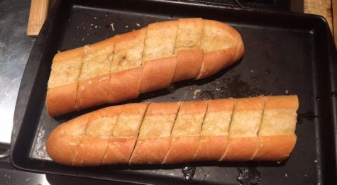 Cooking with Morgan: Garlic Bread