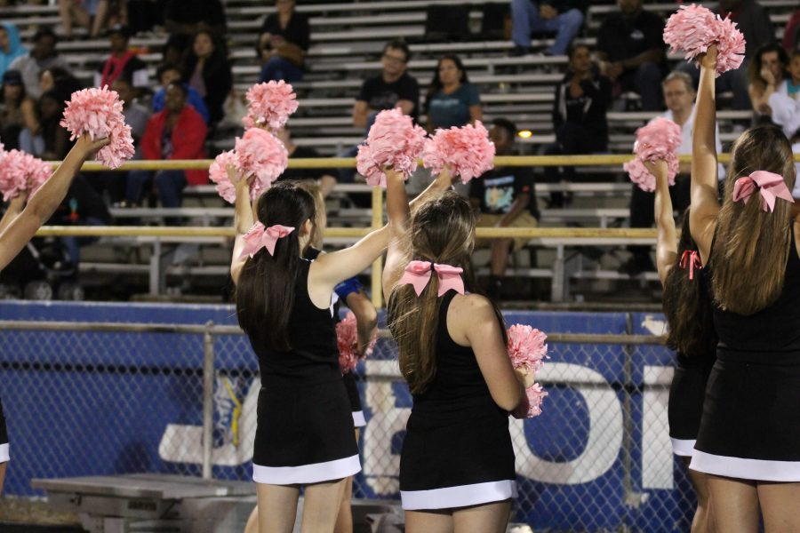 After placing eighth out of nine teams in their first competition, Robinson cheer plans to use the performance as a wake-up call to improve.