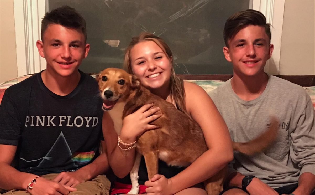 New family found through Irma