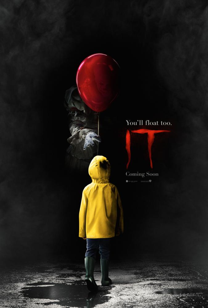 It, the new adaptation of Stephen King's novel