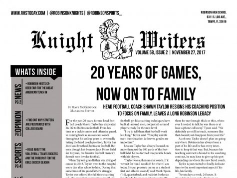 Knight Writers Issue 2 Out Now
