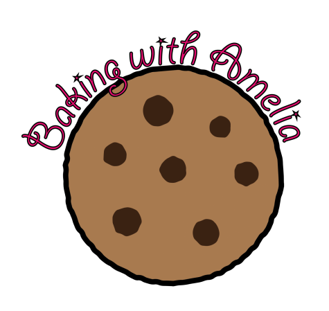Baking with Amelia: hot chocolate cookie cups