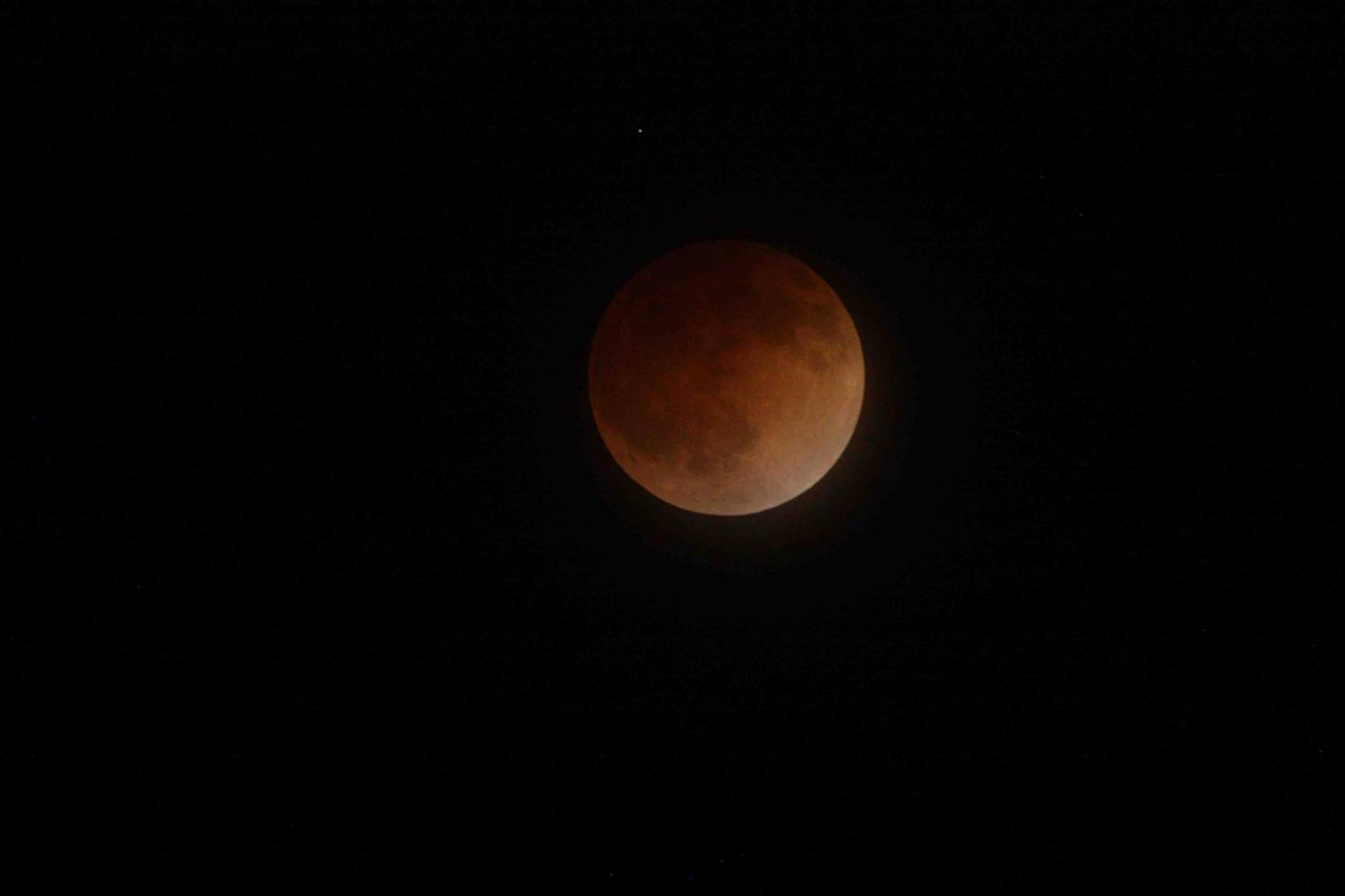 blood moon today in florida - photo #15