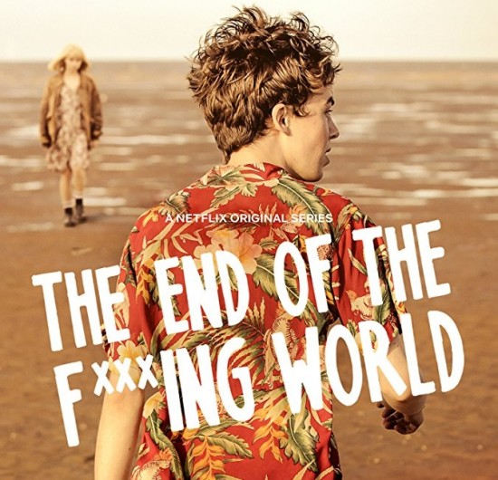 Staffer Nicole Perdigon calls The End of the F***king World an entertaining