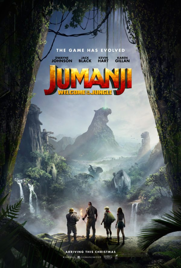 The new Jumanji movie is a must-see, according to Staff Writer Kenzie Hatton.