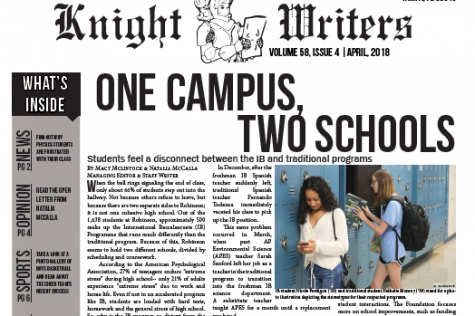 Knight Writers issue 4 out now