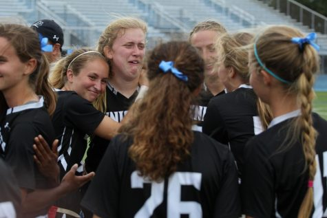 12-2 win leads Lady Knights to fifth consecutive district title