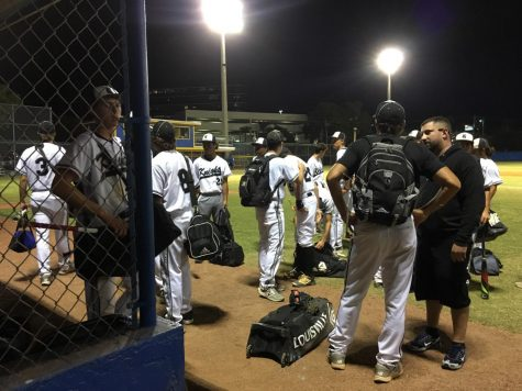 Baseball falls 7-0 in South Tampa rivalry against Plant