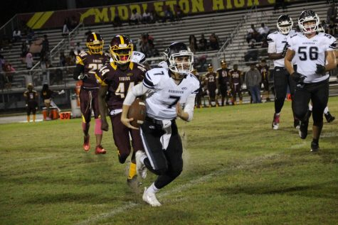 Robinson Varsity Football vs. Osceola Photo Gallery