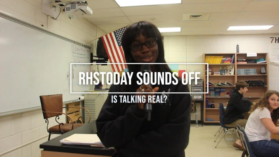 Sound off: Is talking real?