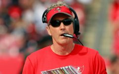 Dirk Koetter was the head coach for the Tampa Bay Buccaneers between 2016 and 2018 but was recently fired after going 5-11 this past year.