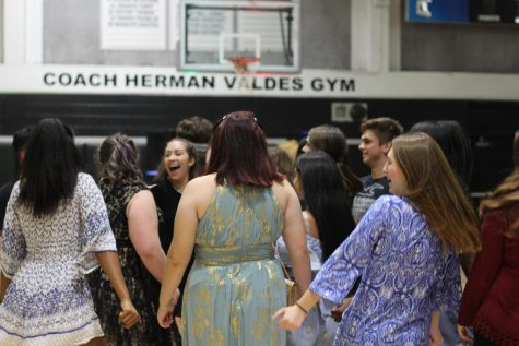 Photogallery: having a ball at the snowball dance