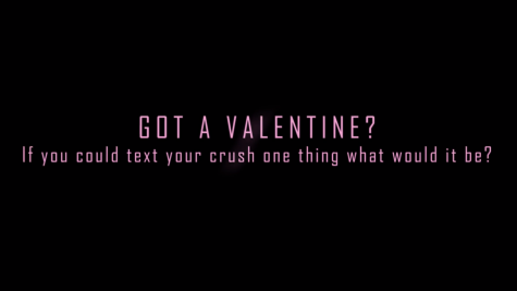 Sound off: What would you text your crush?