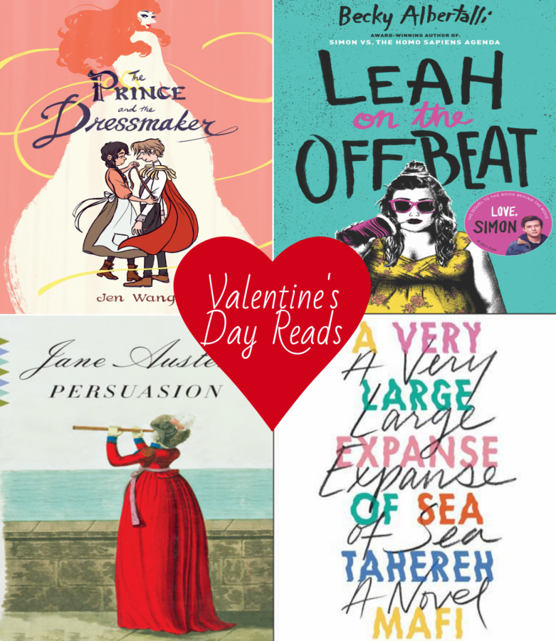 Fall in love with these Valentine's Day reads