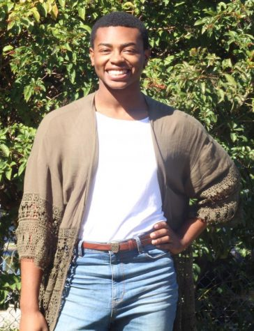RHSToday in Fashion: Best Dressed Senior Boy Reggie Allen