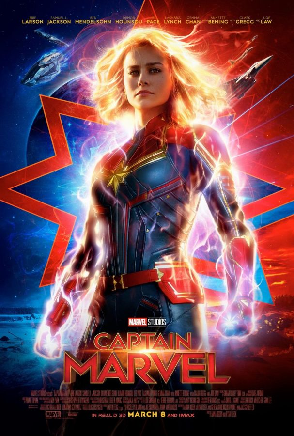 Review: Captain Marvel pushes superhero movies higher, further, faster