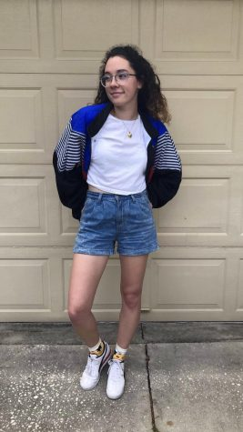 RHSToday in Fashion: Best Dressed Senior Girl Abby Duffey