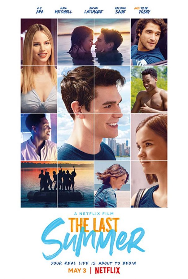 The+movie+poster+for+The+Last+Summer.