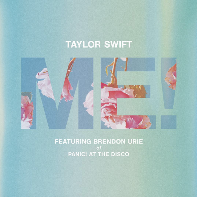 The+cover+art+for+%22Me%21%22%2C+Taylor+Swift+and+Brendon+Urie%27s+newest+single