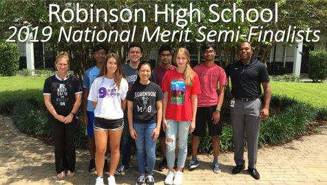 Class of 2020 national merit scholar semifinalists