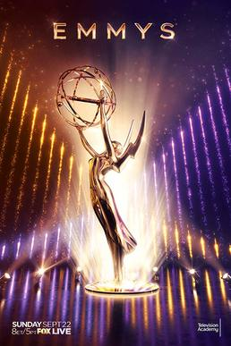 The promotional poster for the 71st Annual Emmy Awards (credit: Wikipedia)