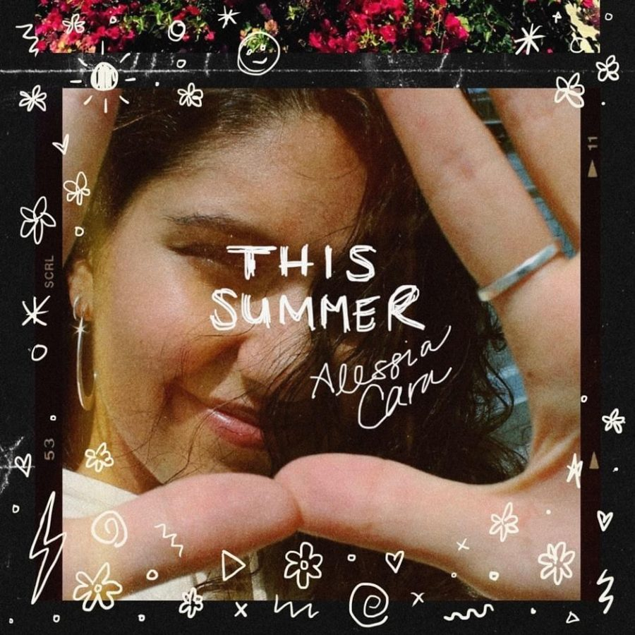 Alessia Cara's EP, This Summer