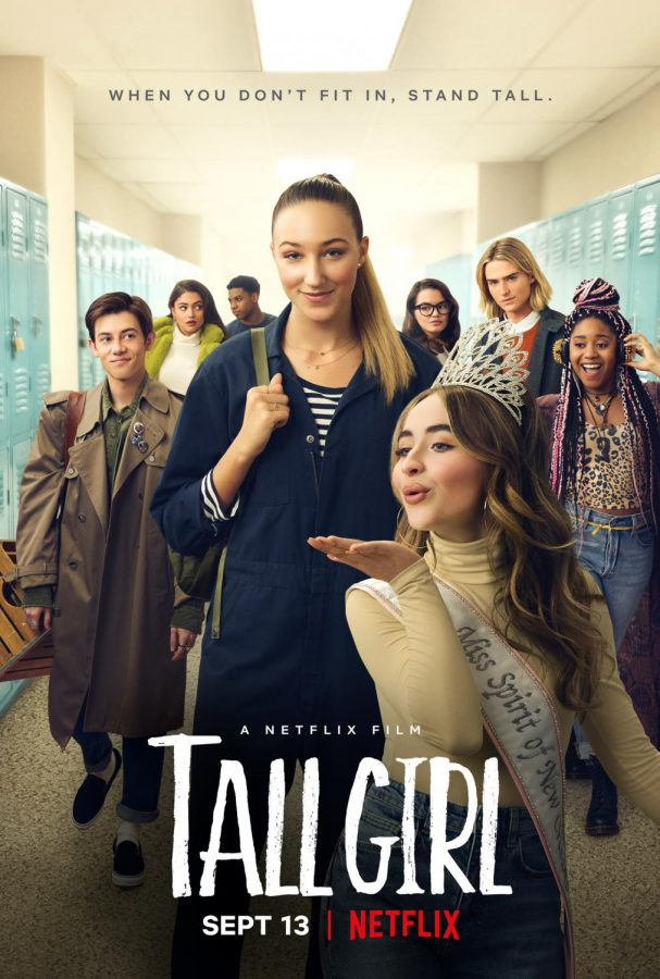 The+poster+for+Netflix%27s+new+movie+%22Tall+Girl.%22