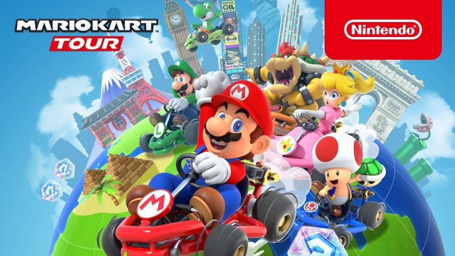 Mario+Kart+Tour+game+art.