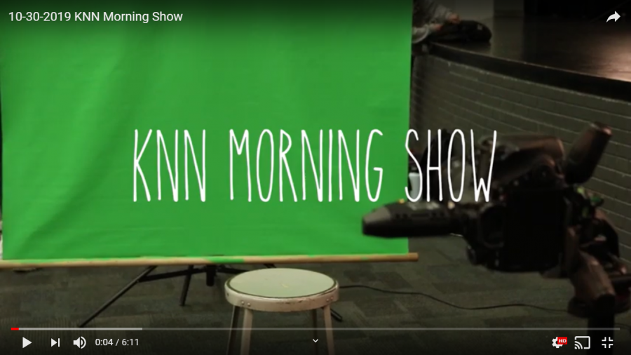 The+KNN+morning+show+intro+from+their+October+30+segment