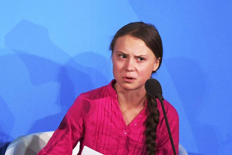 Greta+Thunberg+during+her+recent+speech+at+the+UN+Council.