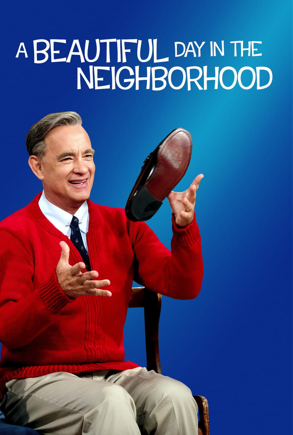 A Beautiful Day in the Neighborhood is now in theaters.
