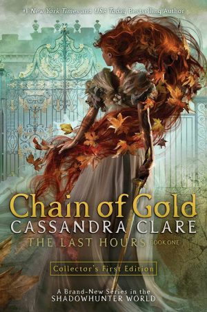 The breathtaking art for Chain of Gold, Cassandra Clare's latest novel.