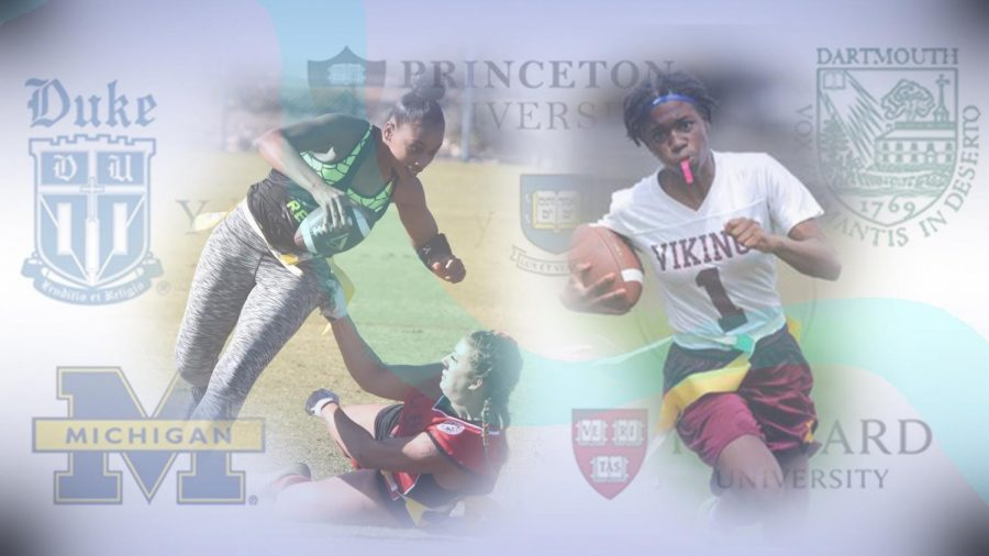Colleges could see flag football in the future