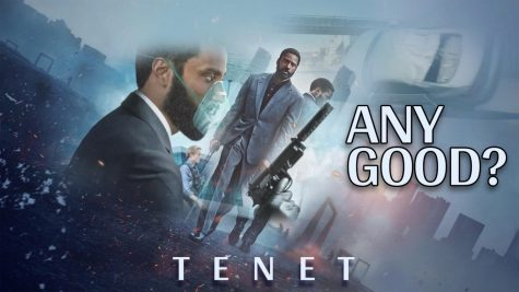 Review: Tenet is not a 10/10
