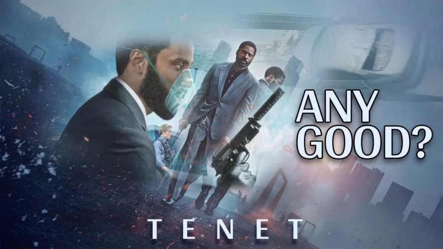 Collection of stills from Tenet.