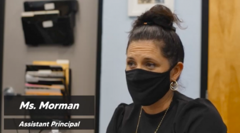 Assistant Principal Ms. Morman discusses the physical changes to the 2020-2021 school year.