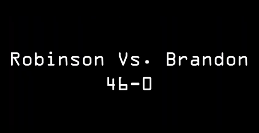 Robinson vs. Brandon football highlights
