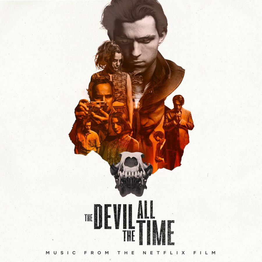 The Devil All The Time movie poster (2020), courtesy of the production page on IMDB.