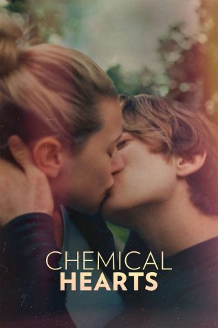 Austin Abrams and Lili Reinhart play two teenagers engrossed in a relationship while finding themselves in Chemical Hearts.
