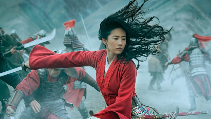 Promotional+picture+for+the+latest+remake+of+beloved+Disney+classic%2C+Mulan%2C+starring+Liu+Yifei.