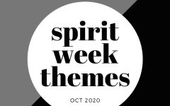 Last week, SGA announced the themes for this year's spirit week on Instagram.