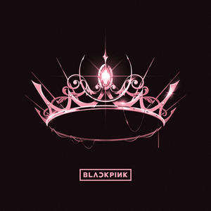 "The cover for ""The Album,"" BLACKPINK"