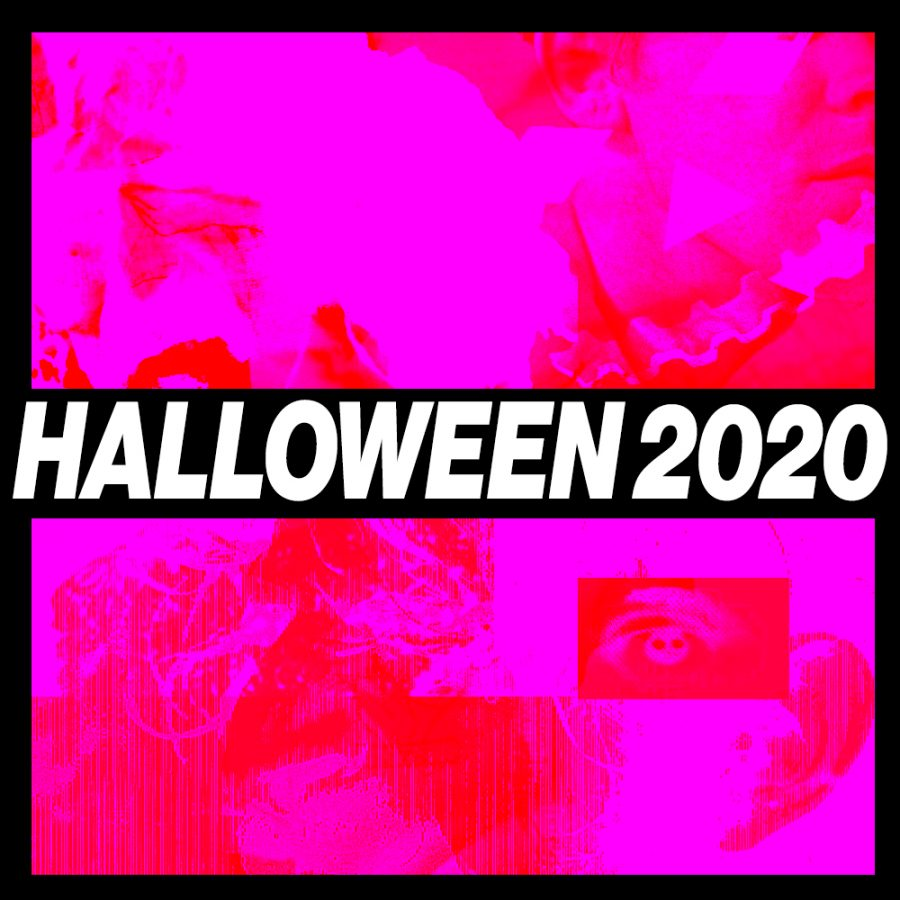 A graphic illustrating RHSToday's Halloween 2020 playlist.