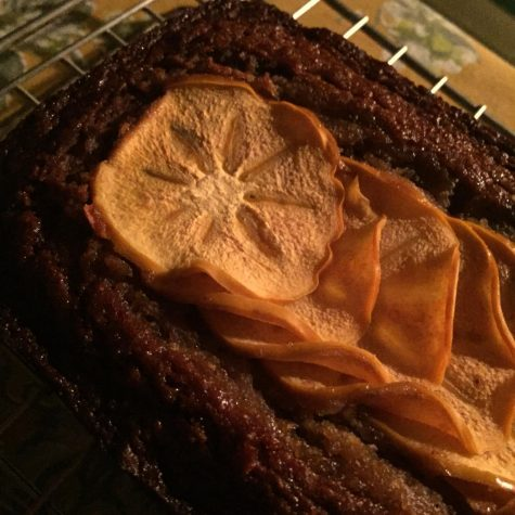 Persimmon bread - The sweetest way to enjoy this seasonal fruit.