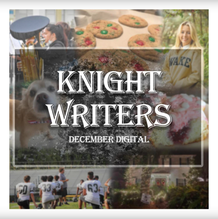 Knight Writers Vol. 61 Issue 2 out now