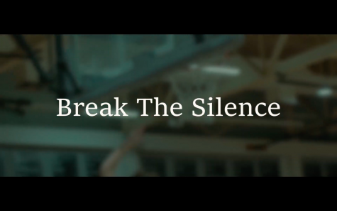 "Robinson basketball highlight: ""Break the Silence"""