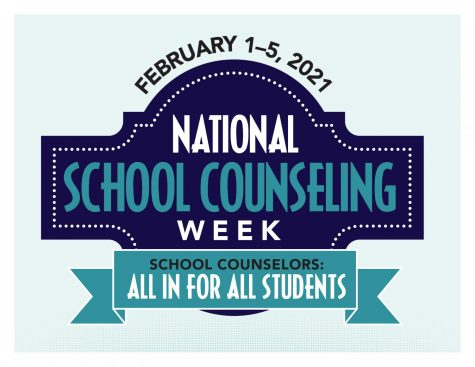 Showing appreciation with National School Counselor's Week